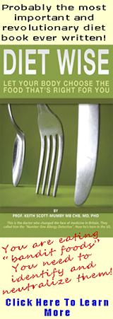 diet wise book advert